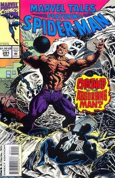Marvel Tales #291