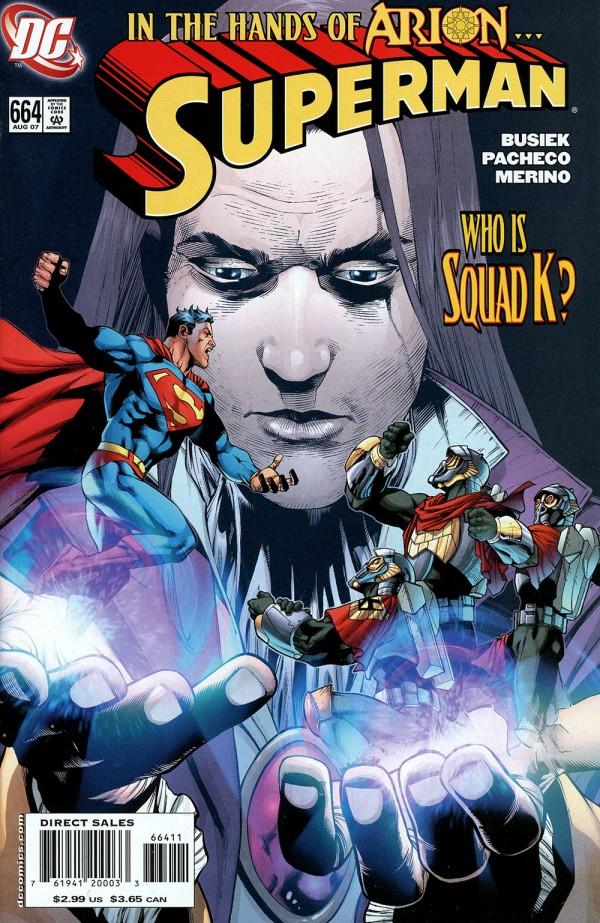 Superman #664
