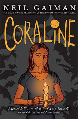 Coraline: The Graphic Novel HC