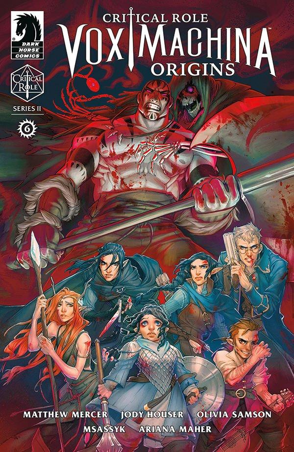 Critical Role - Vox Machina: Origins II #6