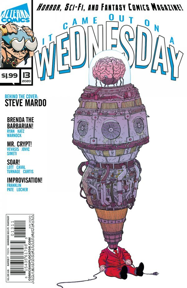 It Came Out On A Wednesday #13 review