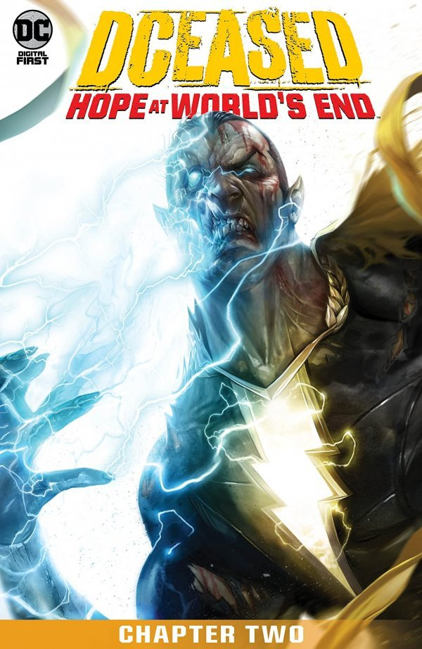 DCeased: Hope At World's End Chapter #2