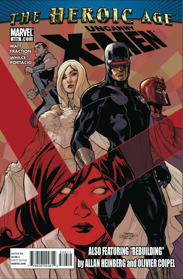 Uncanny X-Men #526