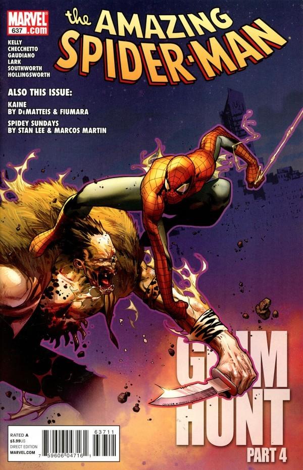 The Amazing Spider-Man #637