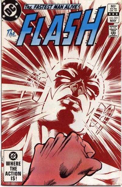 The Flash #321