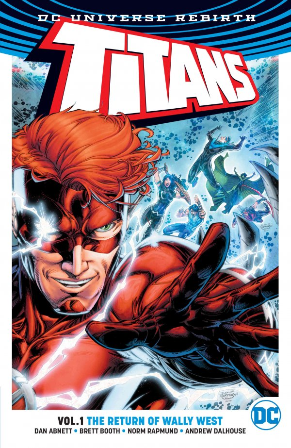 Titans Vol. 1: The Return of Wally West  TP