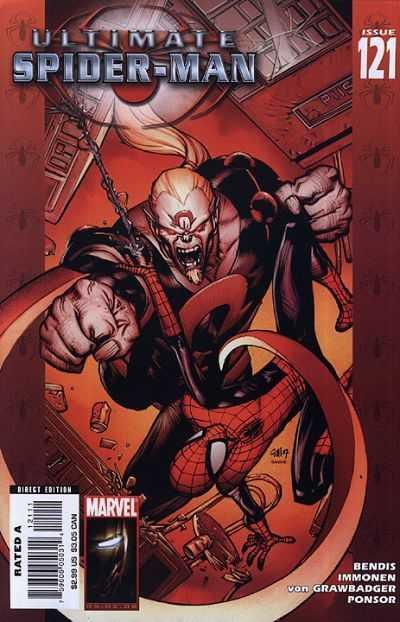 Ultimate Spider-Man #121