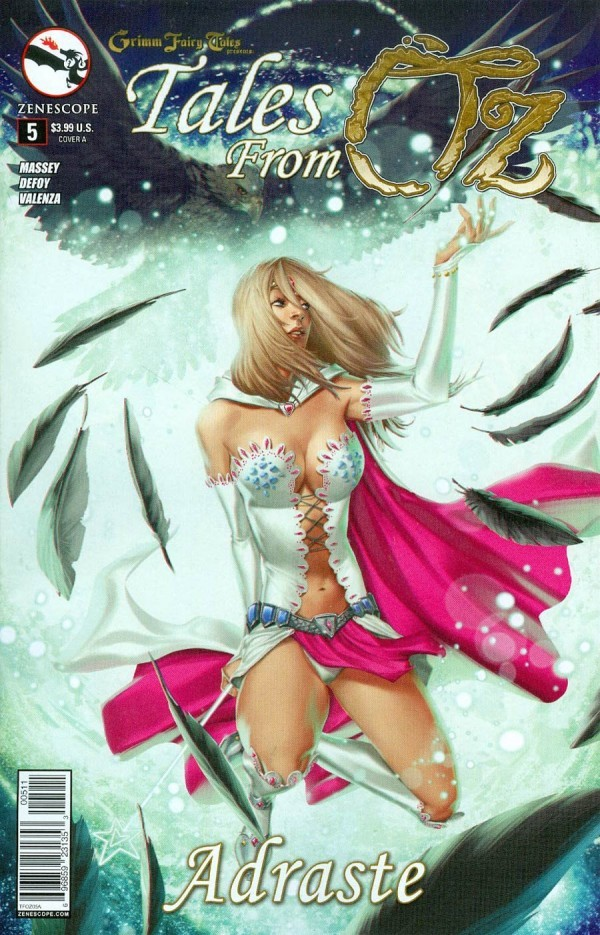 Grimm Fairy Tales Presents Tales From Oz #5