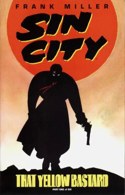 Sin City: That Yellow Bastard #1