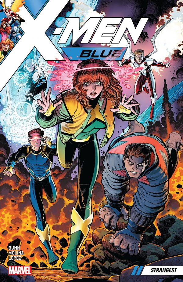 X-Men: Blue Vol. 1: Strangest TP