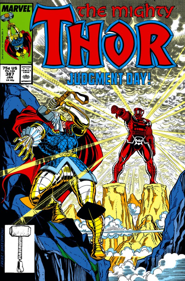 The Mighty Thor #387