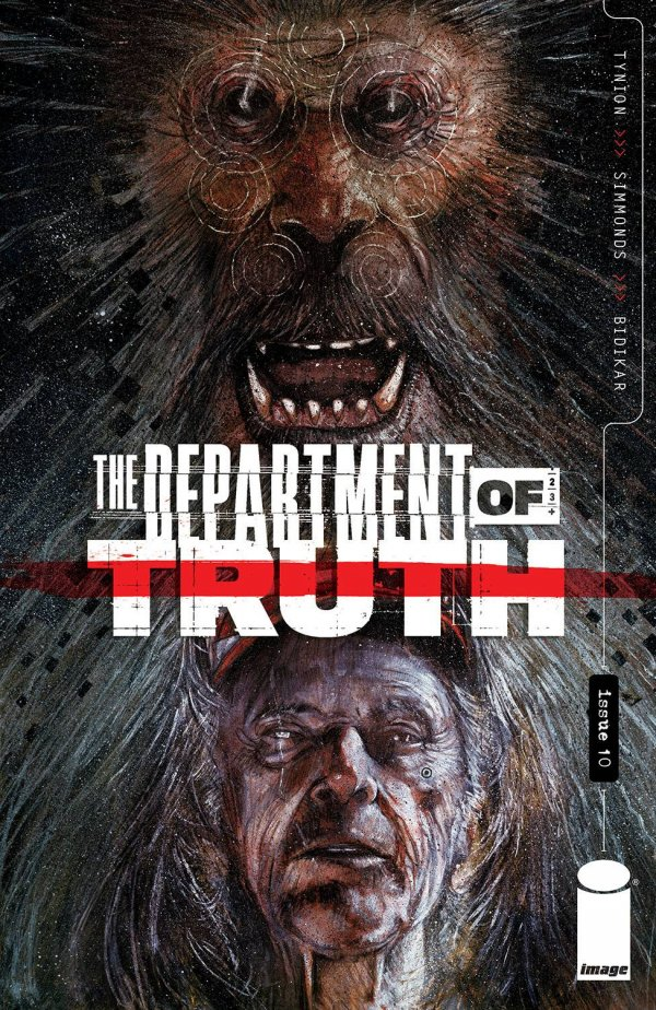 The Department of Truth #10