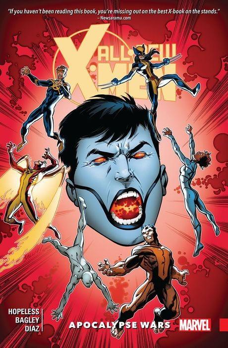 All-New X-Men - Inevitable Vol. 2: Apocalypse Wars TP