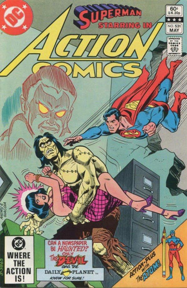 Action Comics #531