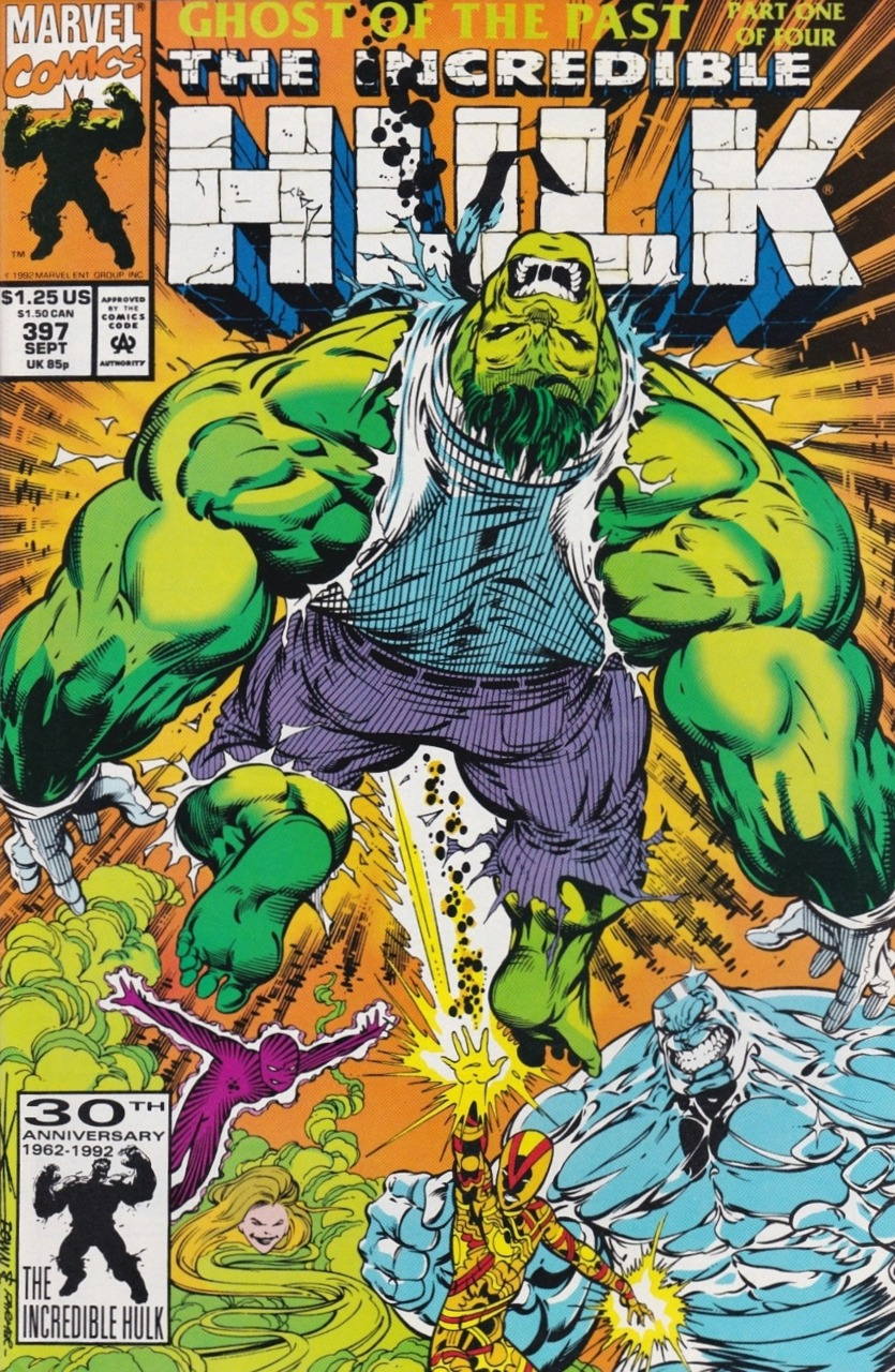The Incredible Hulk #397