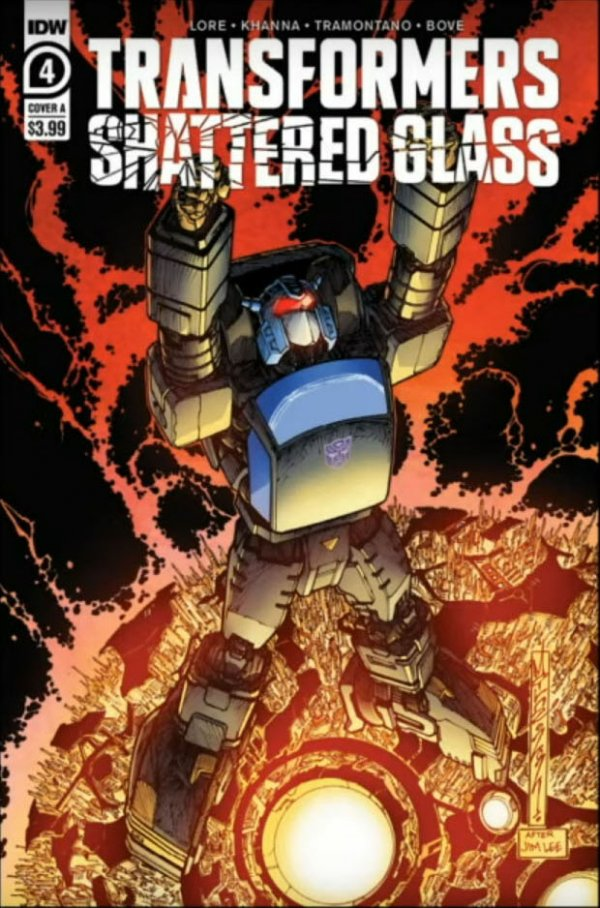Transformers: Shattered Glass #4