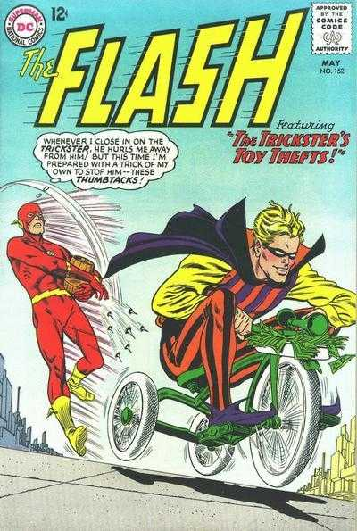 The Flash #152