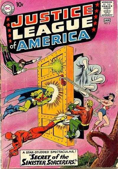 Justice League of America #2