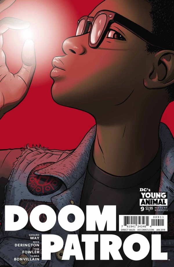 Doom Patrol #9