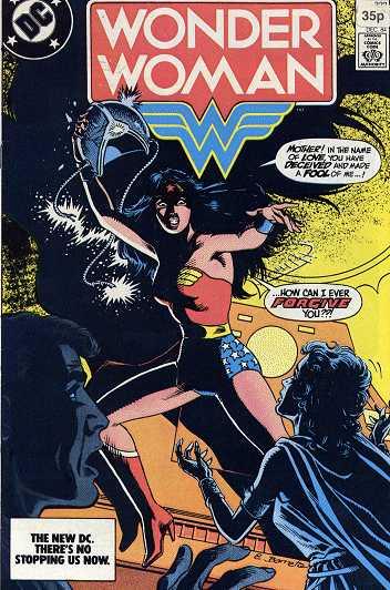 Wonder Woman #322