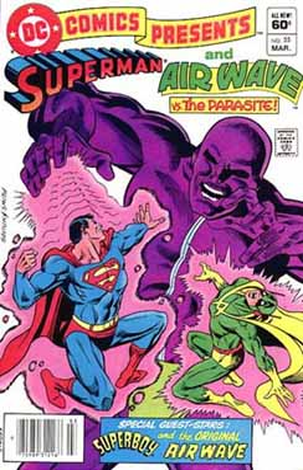 DC Comics Presents #55