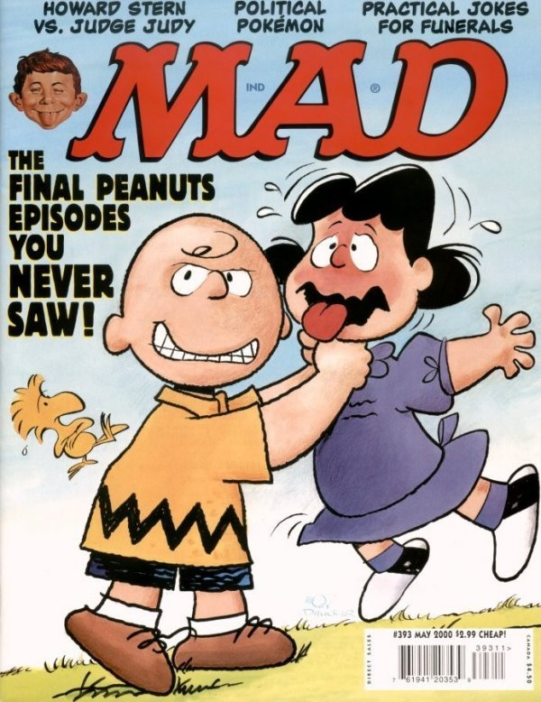 Mad Magazine #393
