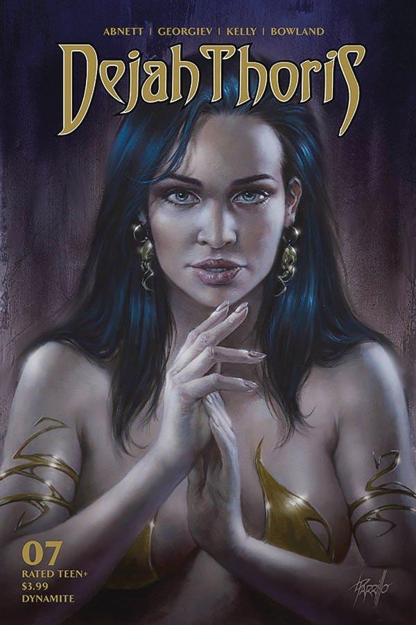Dejah Thoris #7 review