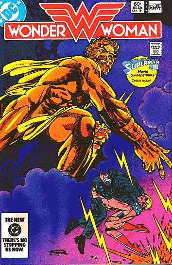 Wonder Woman #307