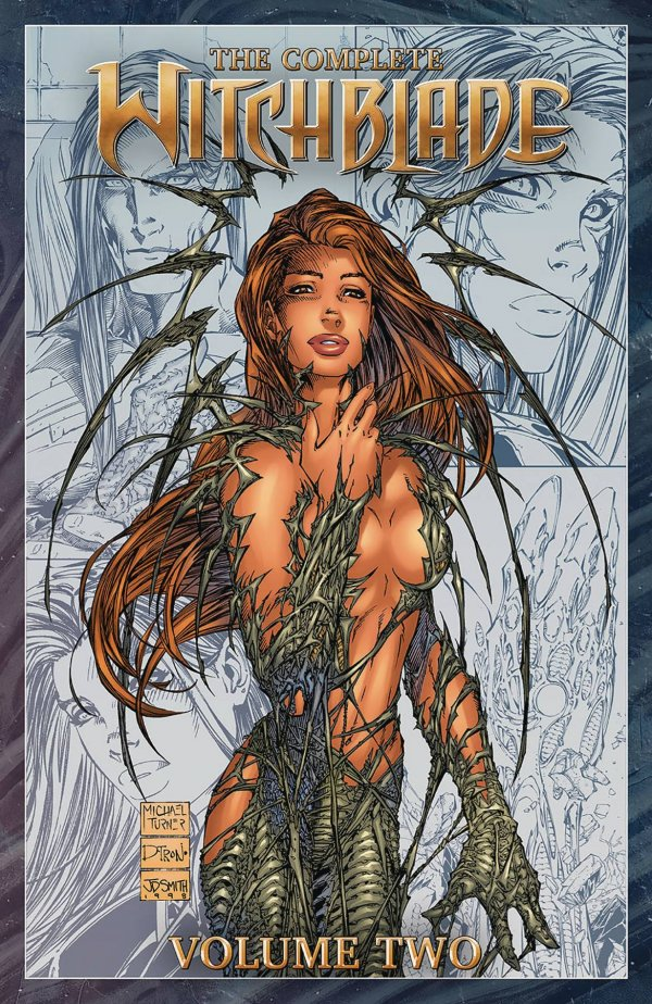 The Complete Witchblade Vol. 2 HC