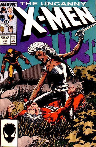 Uncanny X-Men #216