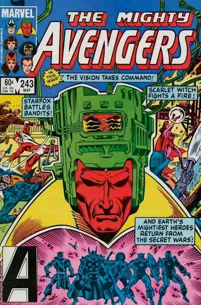The Avengers #243