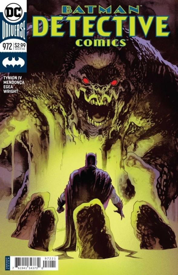 Detective Comics #972