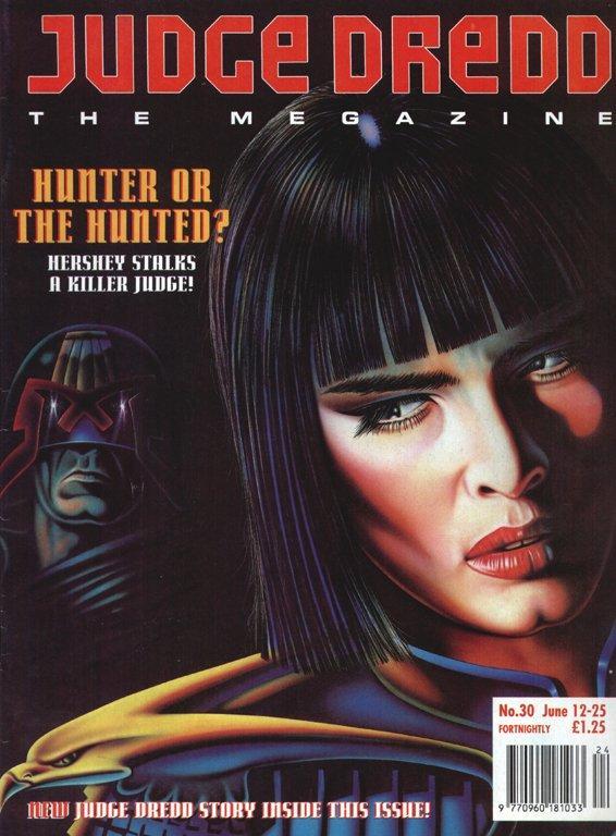 Judge Dredd: The Megazine #30