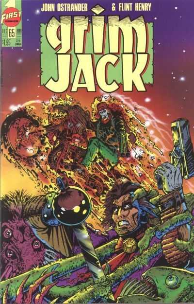 Grimjack #65