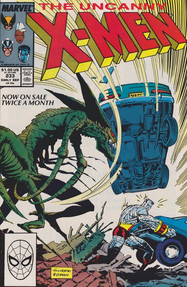 Uncanny X-Men #233