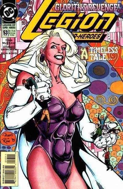 Legion of Super-Heroes #53