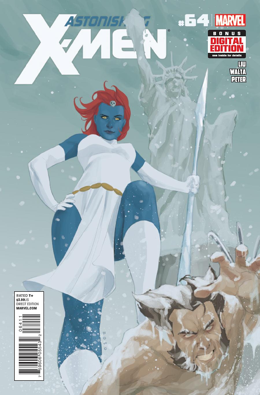 Astonishing X-Men #64