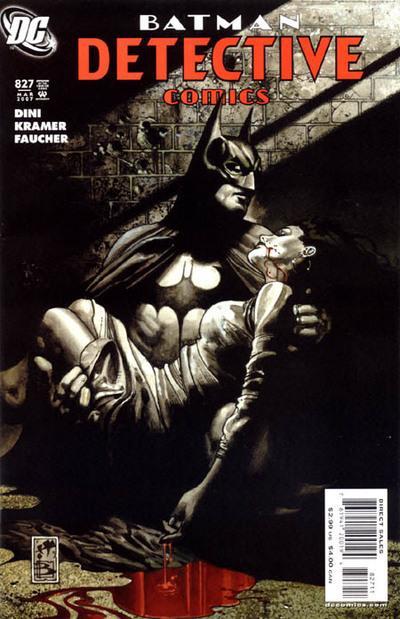 Detective Comics #827