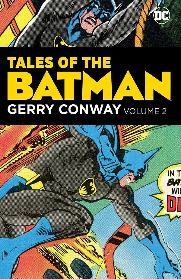 Tales of the Batman: Gerry Conway Vol. 2 HC