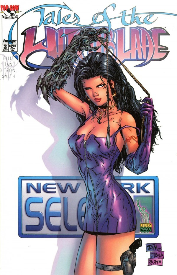Tales of the Witchblade #3