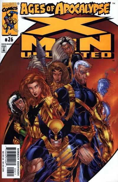 X-Men Unlimited #26