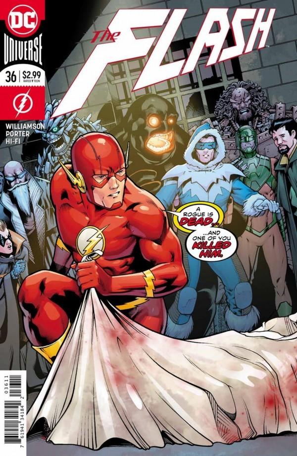The Flash #36
