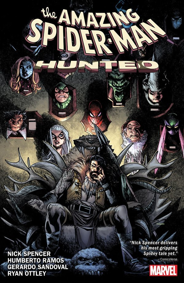 The Amazing Spider-Man Vol. 4: Hunted TP