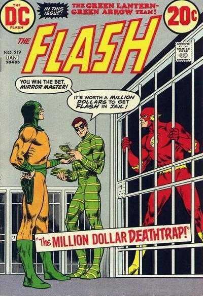 The Flash #219