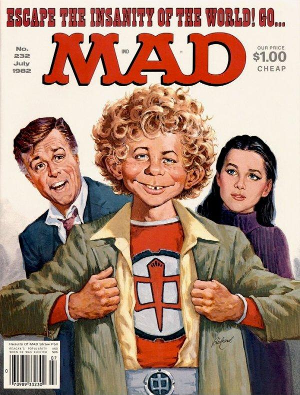 Mad Magazine #232