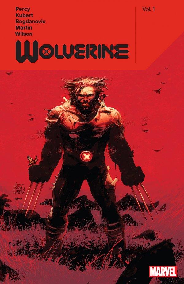 Wolverine by Benjamin Percy Vol. 1 TP