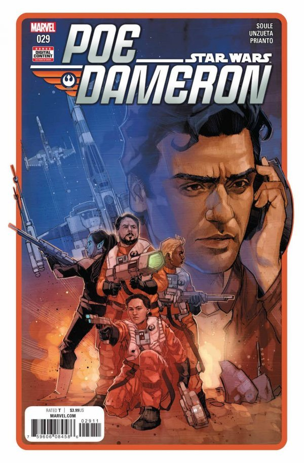 Star Wars: Poe Dameron #29