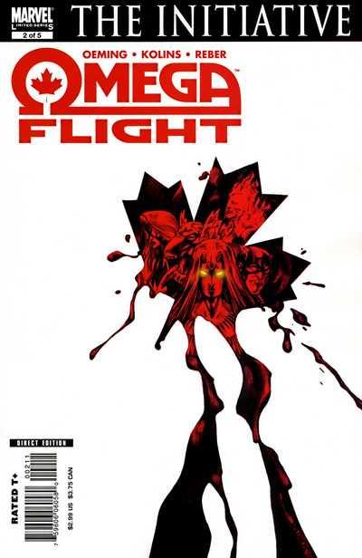 Omega Flight #2