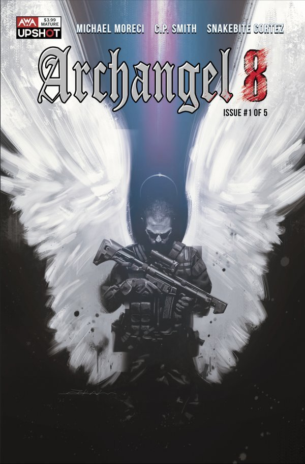 Archangel 8 #1