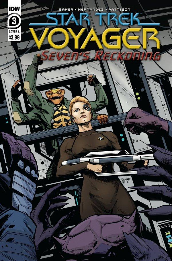 Star Trek: Voyager - Seven's Reckoning #3